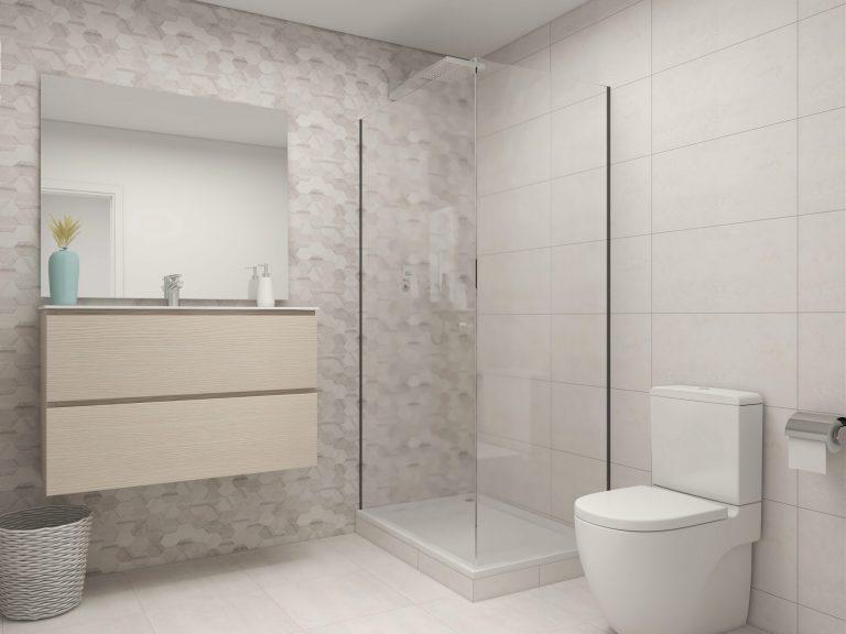Baño 3 | Planta Sótano