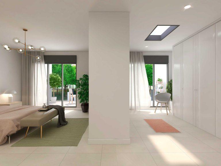 Dormitorio 1 | Vestidor | Planta Primera
