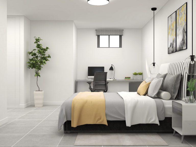 Dormitorio 4 | Planta Sótano