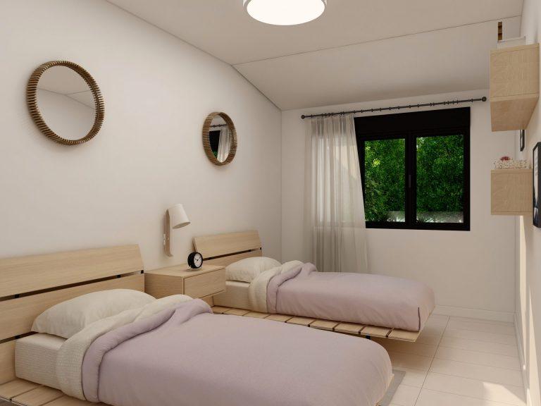 Dormitorio 4 | Planta Primera