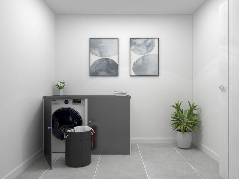 Lavandería | Planta Sótano