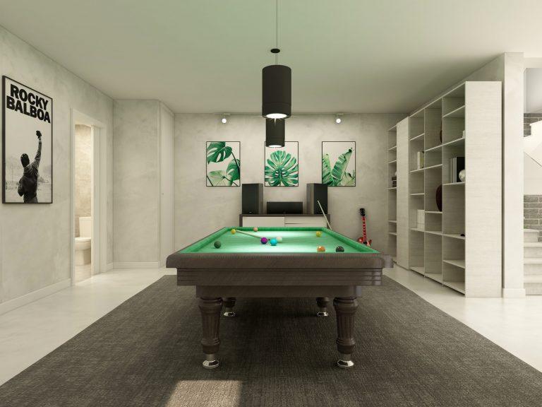 Sala de estar | Sótano