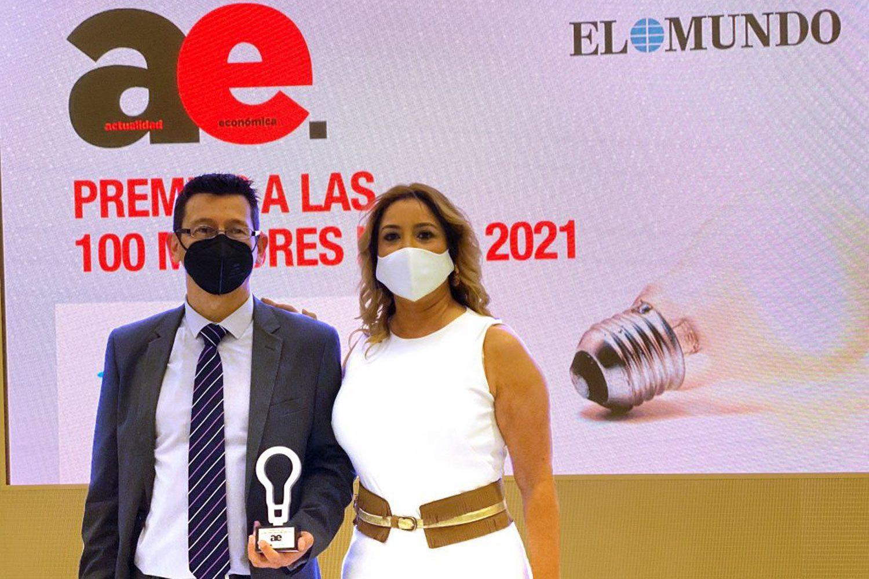 La Casa Geosolar®, Premio Mejor Idea 2021