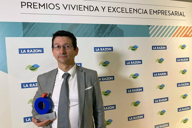 La Casa Geosolar®, Premio Vivienda y Excelencia Empresarial 2020
