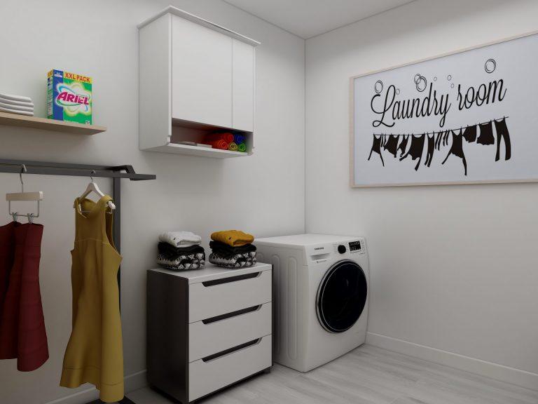 Lavandería | Sótano